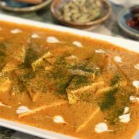 Tofu Lababdar No Onion No Garlic | With Low Fat Milk | No Butter No Heavy Cream