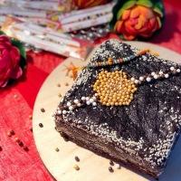 Raksha Bandhan Special   Avocado Chocolate Cake   Healthier Chocolate Avocado Cake   Whole Wheat Flour Chocolate Avocado Cake
