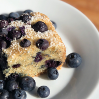 Happy Friendship Day | Blueberry Coconut Cake | Baking with Whole Wheat Flour | No Egg No Butter No Oven Cake